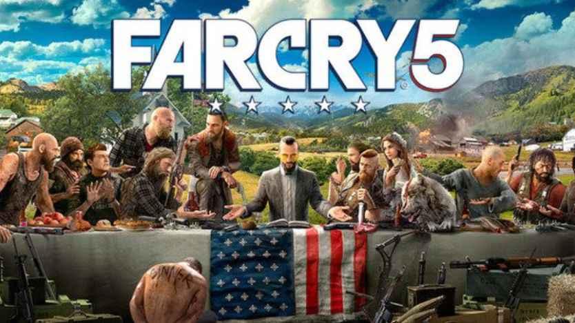 【FarCry5攻略(ファークライ5)】対戦でマップエディタとかどんな感じ?