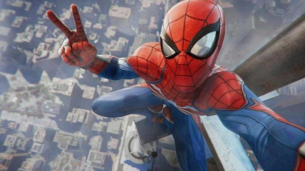 【PS4スパイダーマン攻略】銃持ってる敵どうやって対処すればいいの?